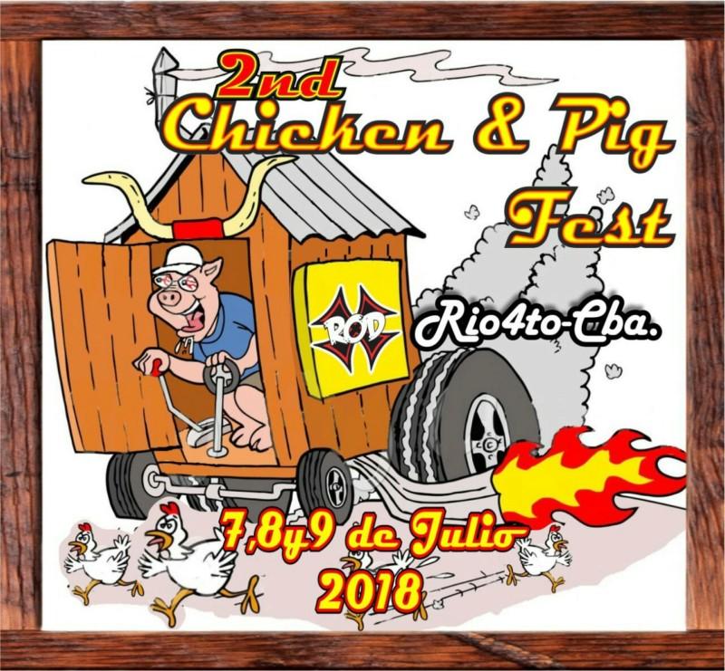 Chicken an pig fest 2 2018 20180715