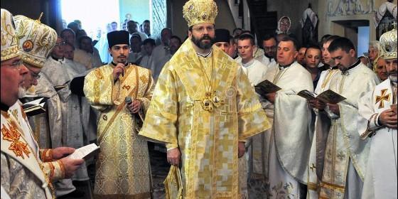 Se celebran los 1030 años de cristianismo en Ucrania Monsen10