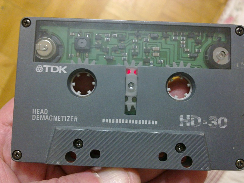 Desmagnetizador de pletinas 4595f110