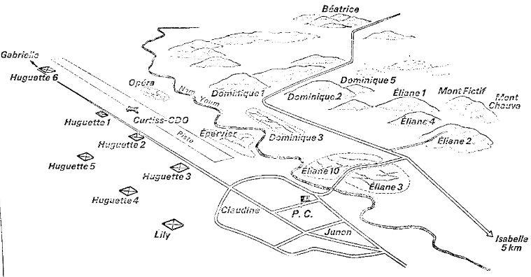 Dien Bien Phu la chute du camp retranché français le 7 mai 1954 110