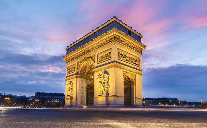 Arc de Triomphe Adt10