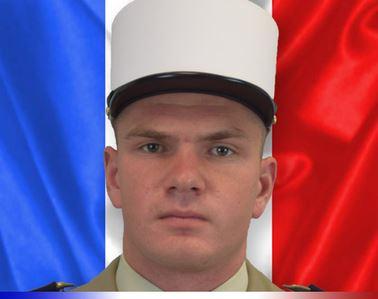 décès du caporal Volodymyr Rybontchouk le 13 mars 2020 C10