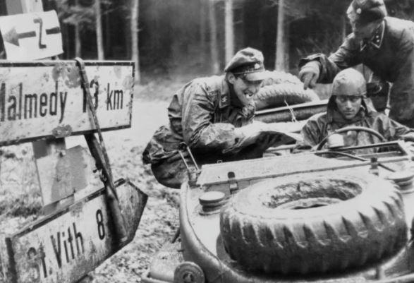Bataille des Ardennes:«La Wehrmacht n'avait pas la moindre chance», selon Rick Atkinson Look10
