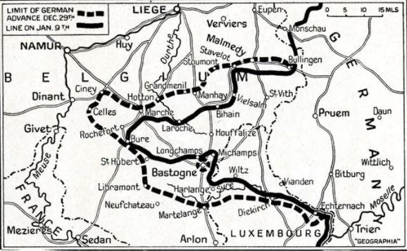 Bataille des Ardennes:«La Wehrmacht n'avait pas la moindre chance», selon Rick Atkinson Lookin10