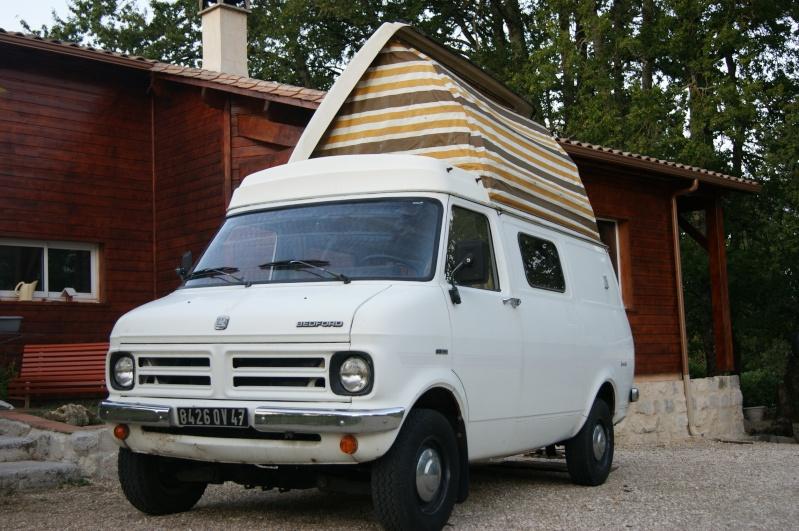 Accessoires Bedford - Galerie de toit avant 00420110