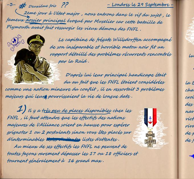 Carnet de notes du Major Vincent Devillard  0311