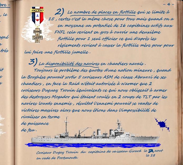 Carnet de notes du Major Vincent Devillard  0410