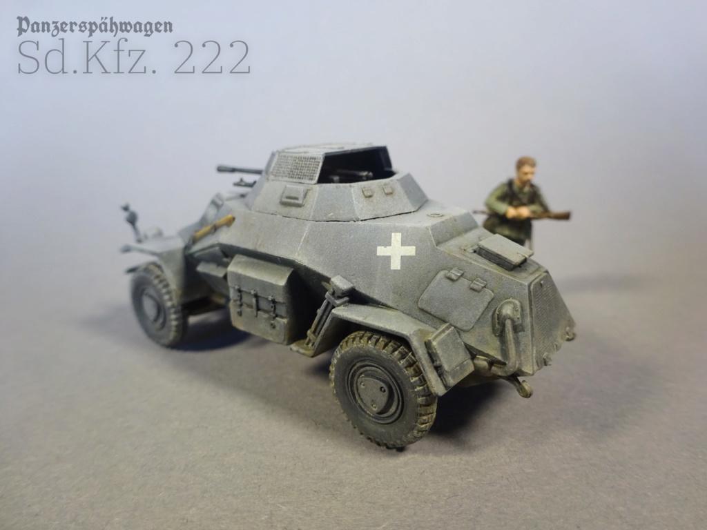 Beiträge #75 März 2020 Aufklärungsfahrzeuge Sdkfz-12