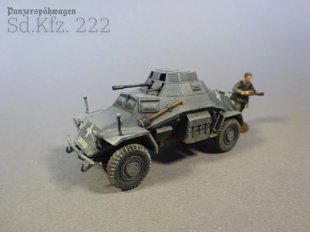 Beiträge #75 März 2020 Aufklärungsfahrzeuge Sdkfz-13