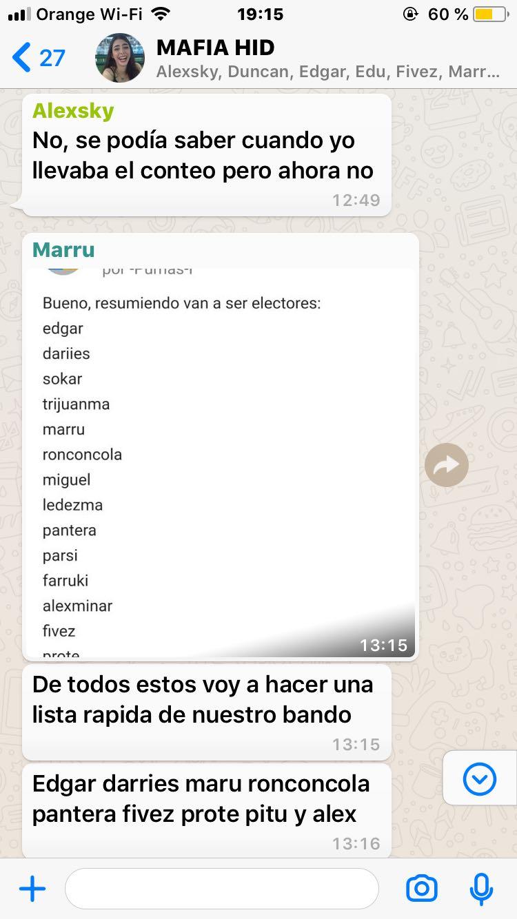 """MAFIA HID"" Img-2018"