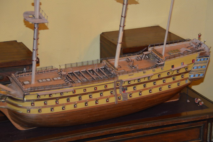 H.M.S Victory 1:98 Mantua Model - Page 2 Maquet14