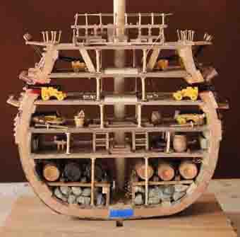 HMS Victory (section centrale 1/100°) de marcus78 Hms_4_11