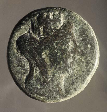 Bronze phénicien pour la cité de TYRE ... N_106510