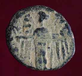 Bronze séleucide ? N_121313