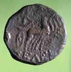Bronze au quadrige N_134611