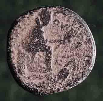 Bronze de Séleucie & Piérie émis par P. Quinctilius Varus ... N_167514