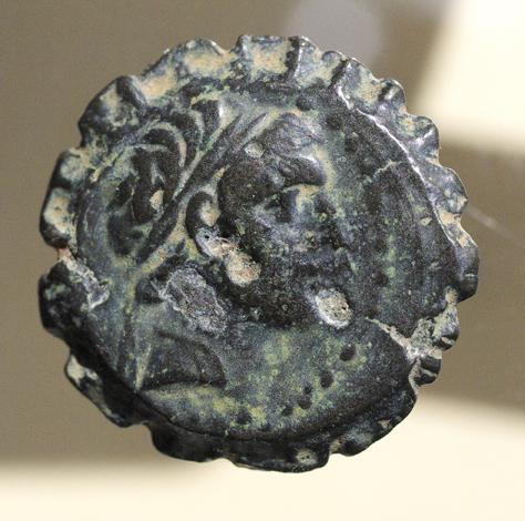 Bronze d'Alexandre 1er Balas ? N_860_10