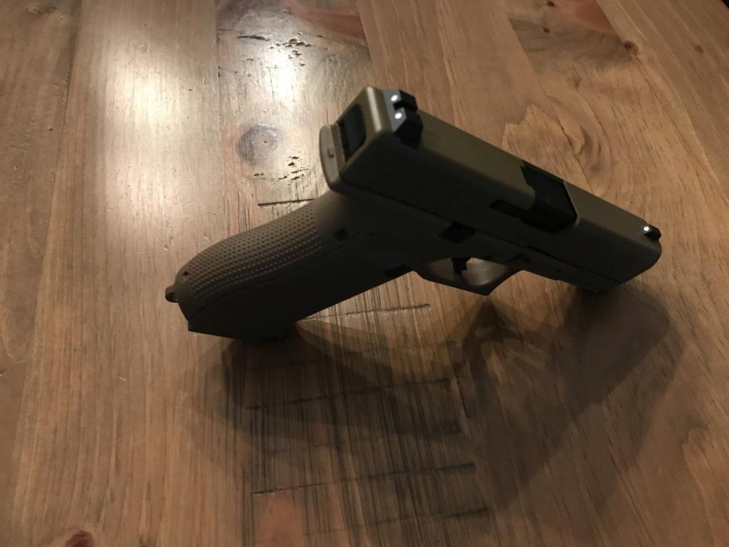Pour amateur de gun CO2 - Glock 19X 15d80510