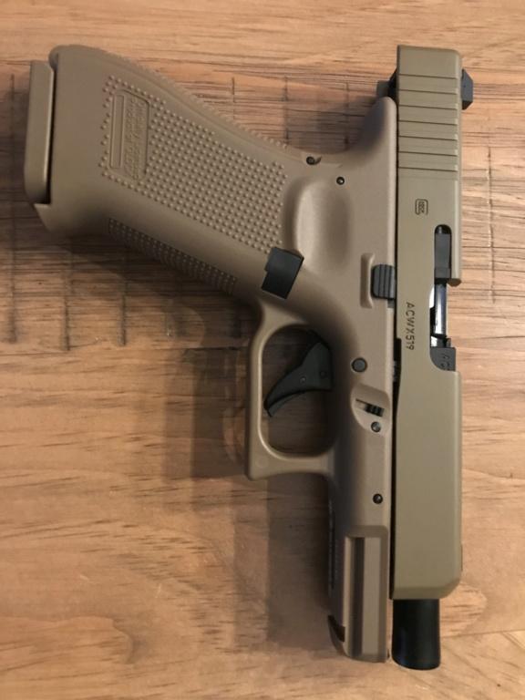 Pour amateur de gun CO2 - Glock 19X E593fe10