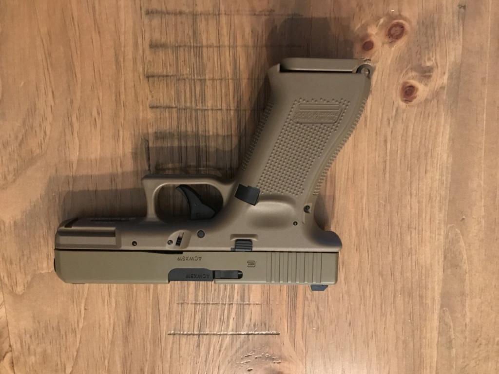 Pour amateur de gun CO2 - Glock 19X E9e50310