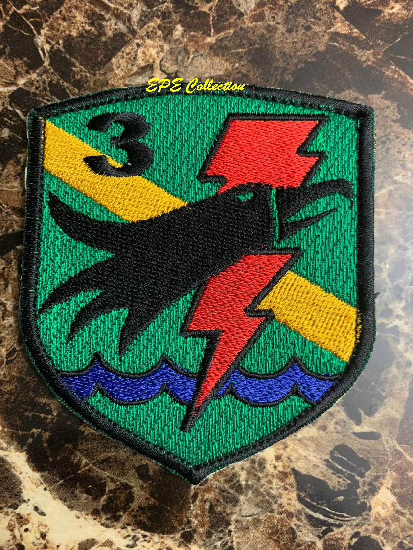 Philippine National Police Special Action Force patches 3rdsab10