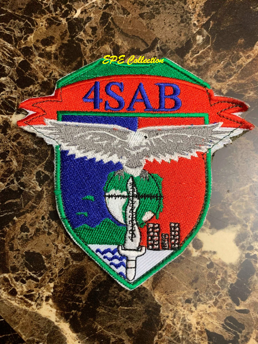 Philippine National Police Special Action Force patches 4thsab10
