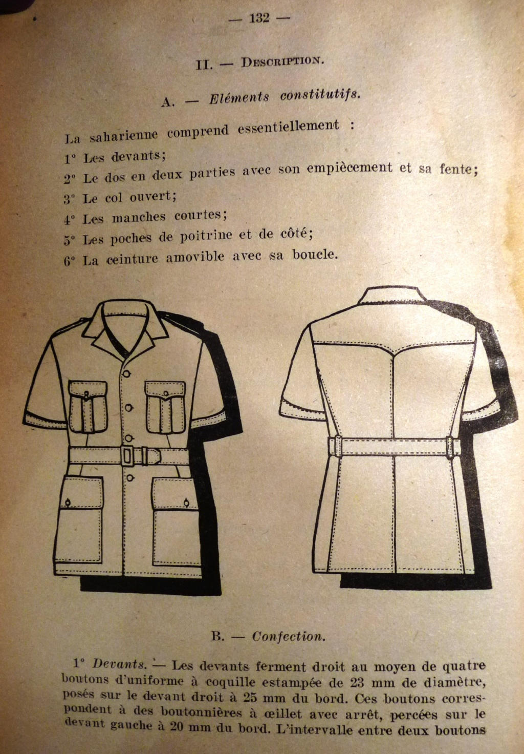 """Recherche """"instructions relatives aux tenues et uniformes"""" de 1958 00612"""