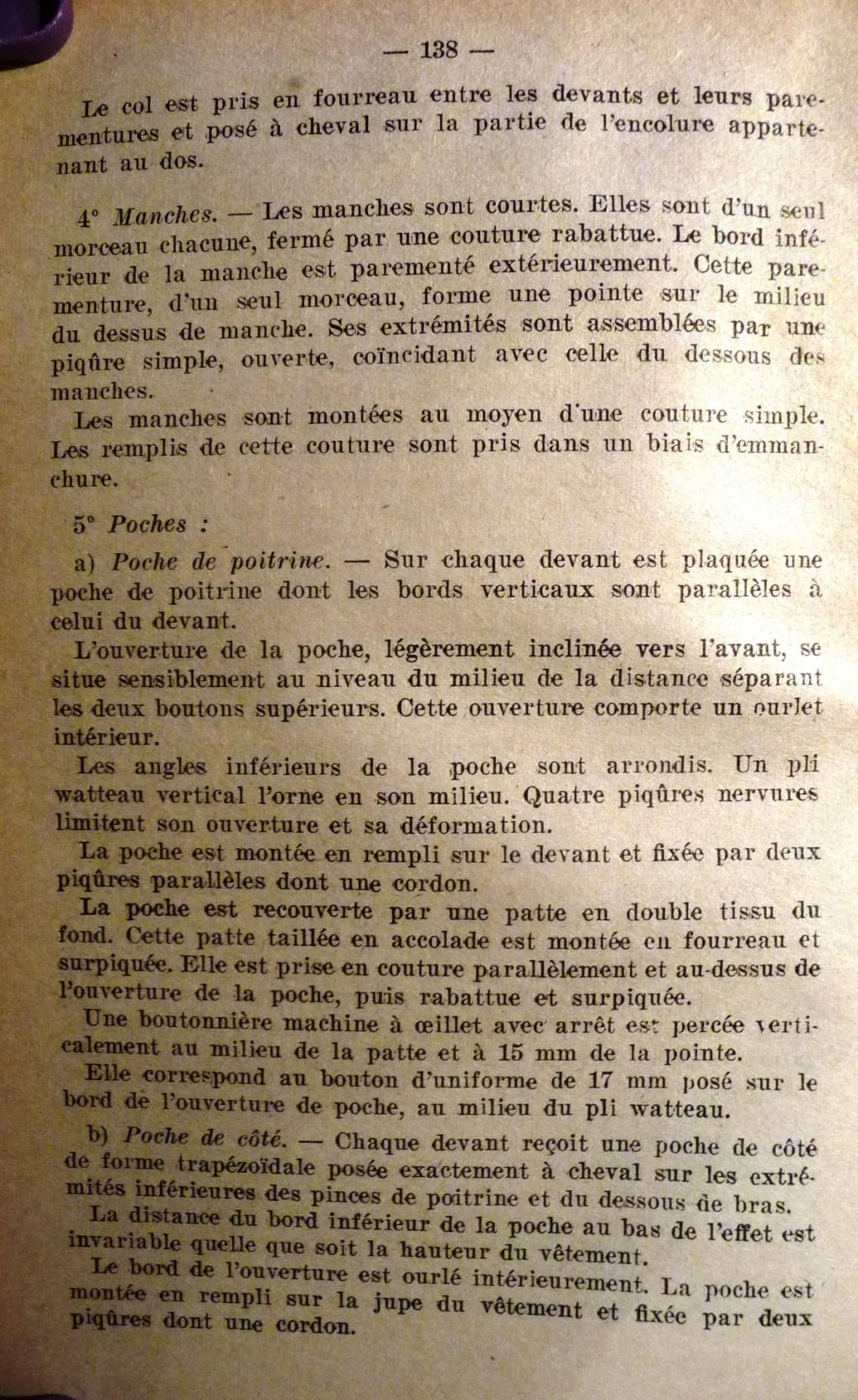 """Recherche """"instructions relatives aux tenues et uniformes"""" de 1958 01210"""