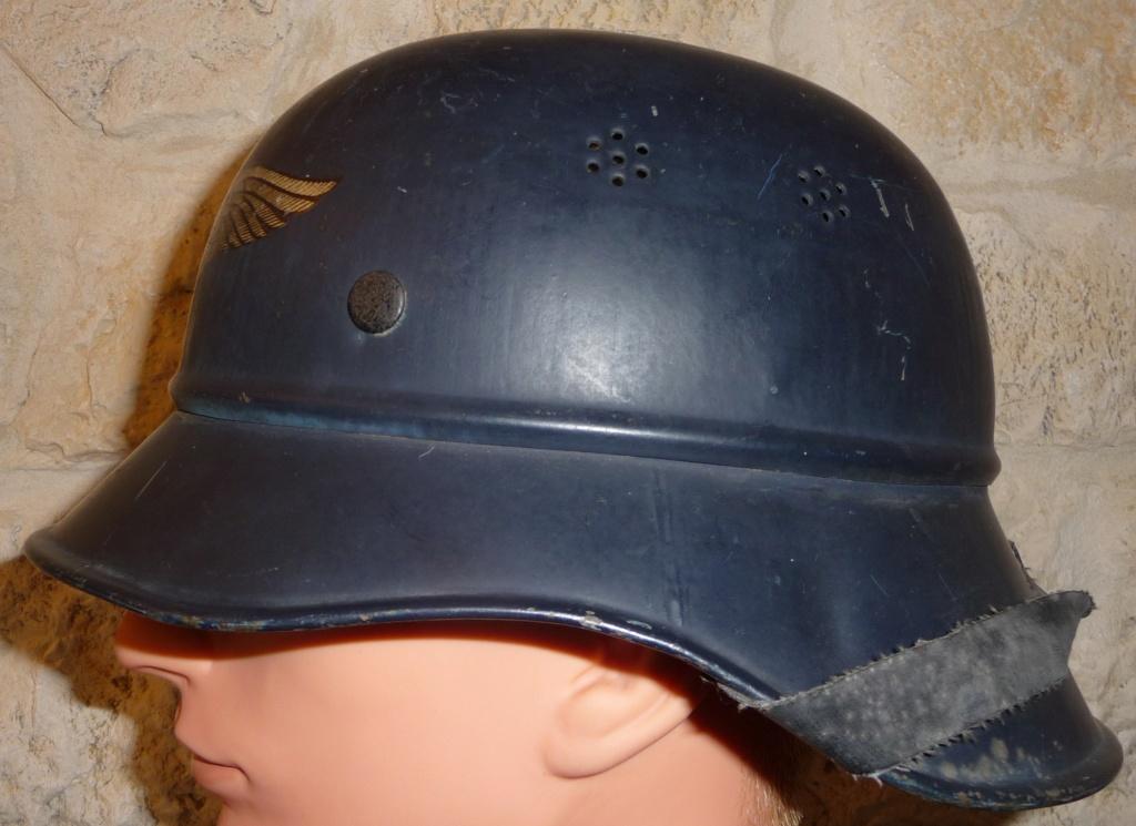 casque de la luftschutz Calu210