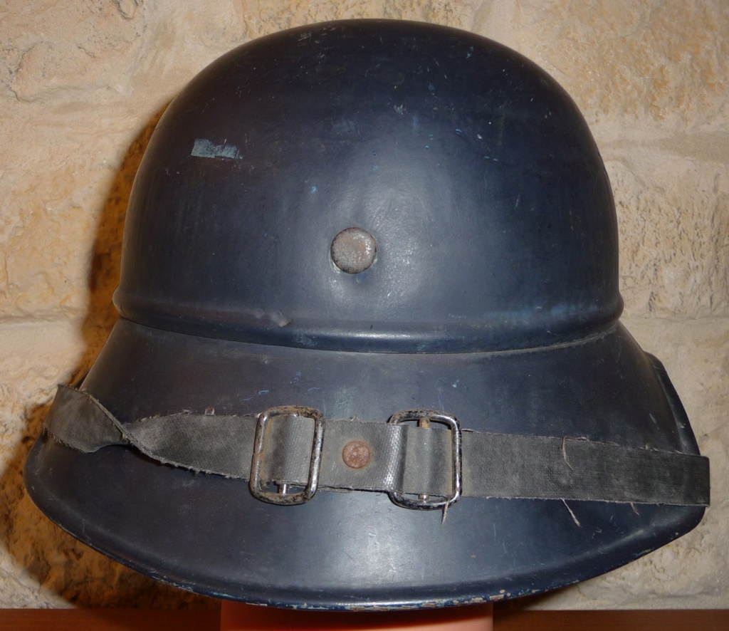 casque de la luftschutz Caluf310