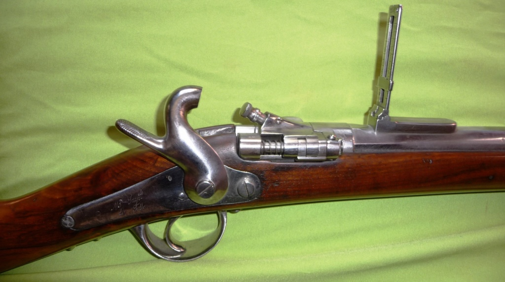 Carabine de chasseur à tabatière Car310