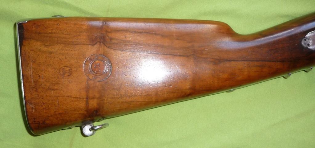 Carabine de chasseur à tabatière Car810