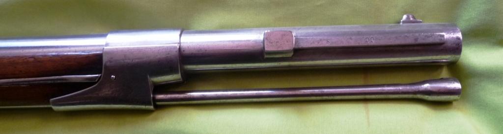 Carabine de chasseur à tabatière Car910