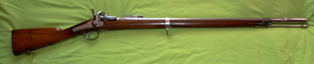 Carabine de chasseur à tabatière Car_110