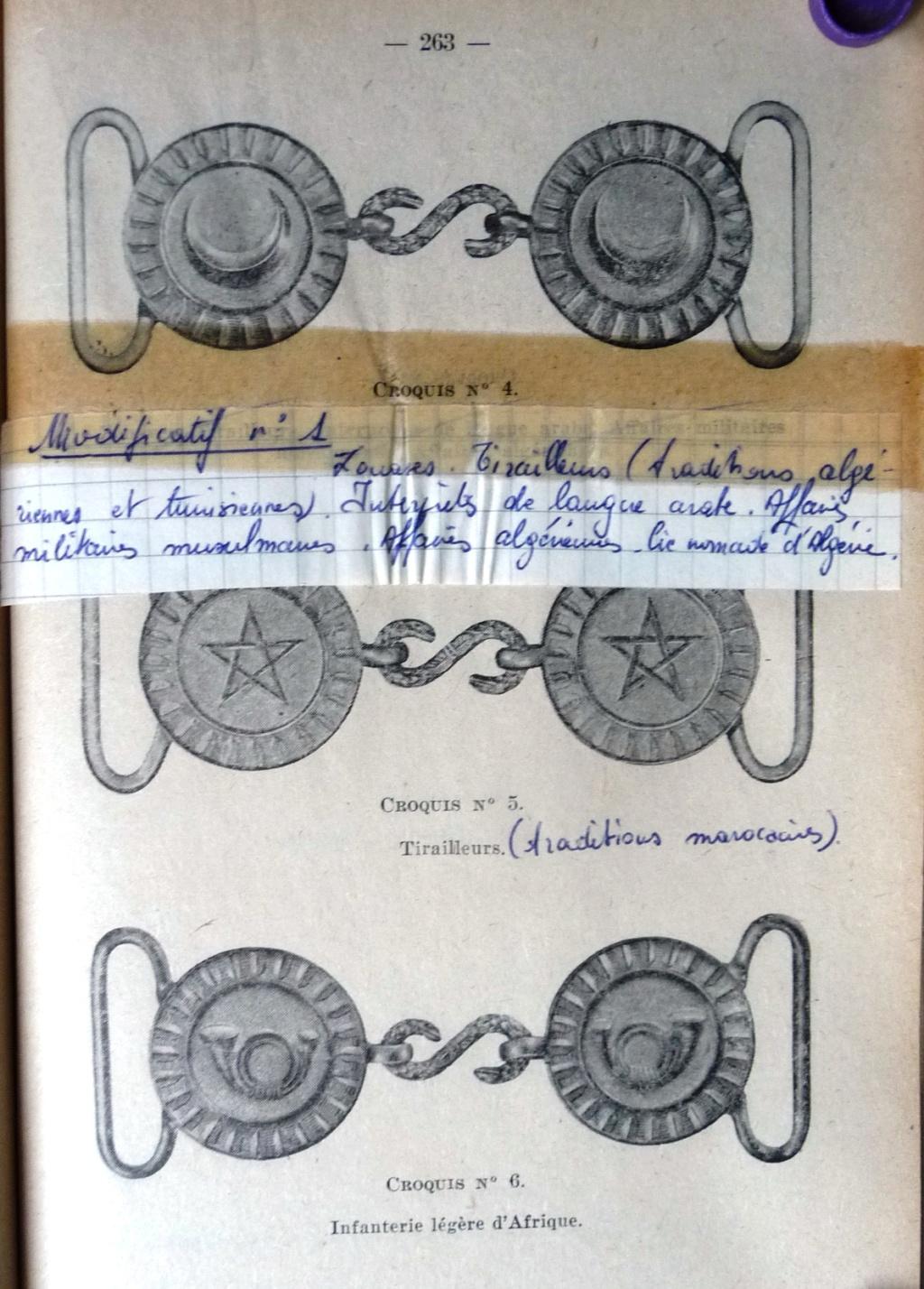 """Recherche """"instructions relatives aux tenues et uniformes"""" de 1958 Dess_010"""