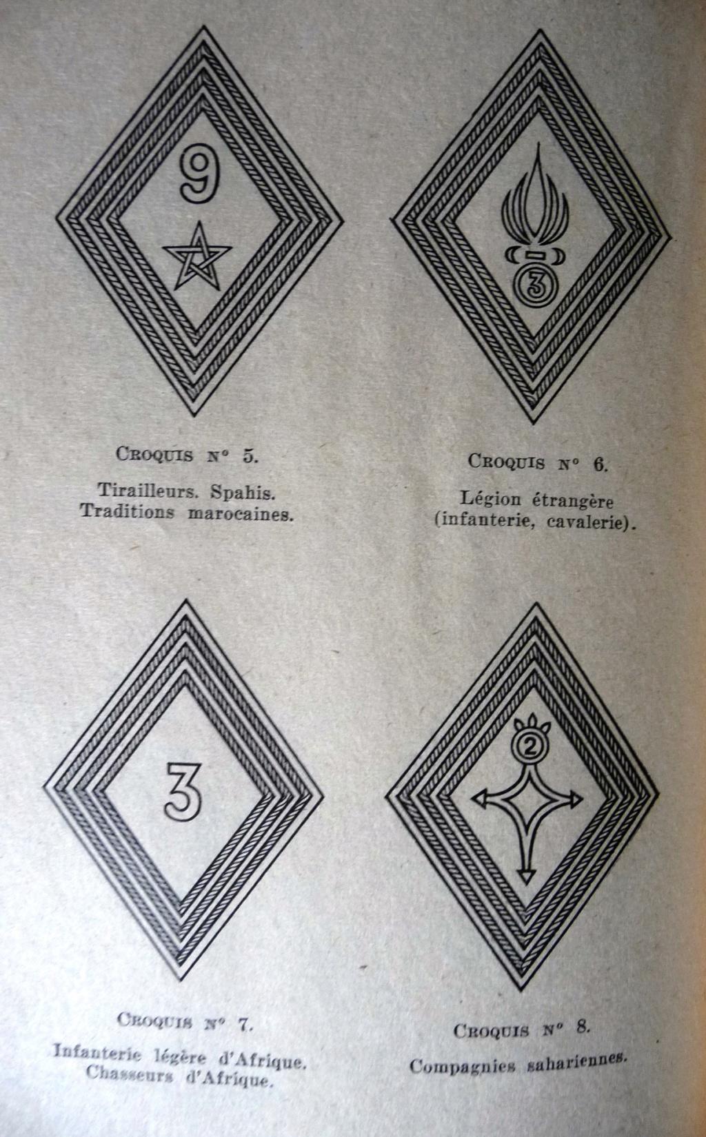 """Recherche """"instructions relatives aux tenues et uniformes"""" de 1958 Dess_013"""