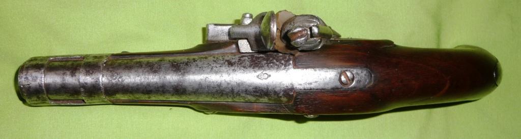 trouvaille d'un pistolet à silex Genrev14
