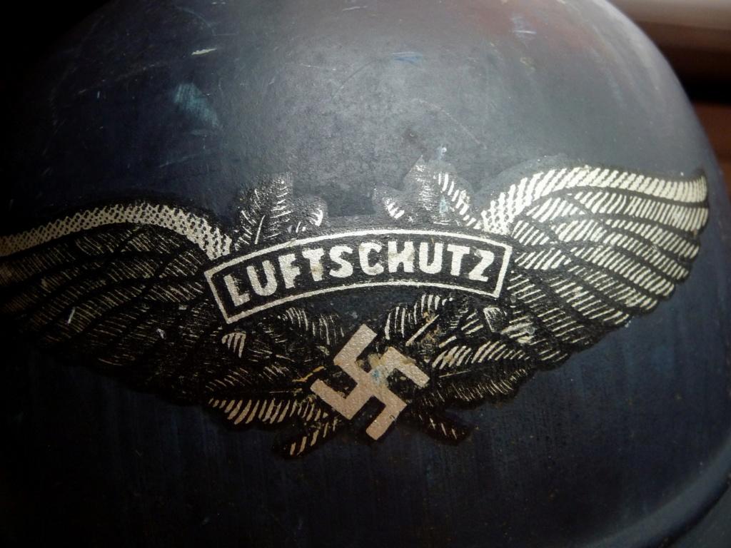 casque de la luftschutz Luft_110