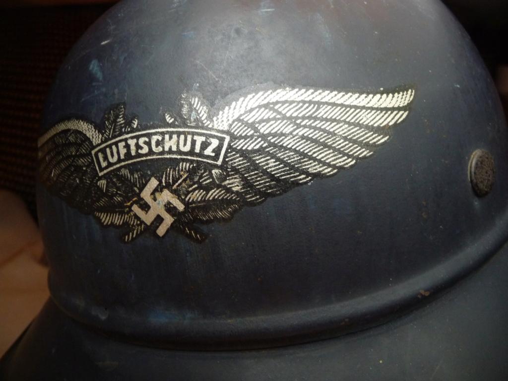 casque de la luftschutz Luft_210