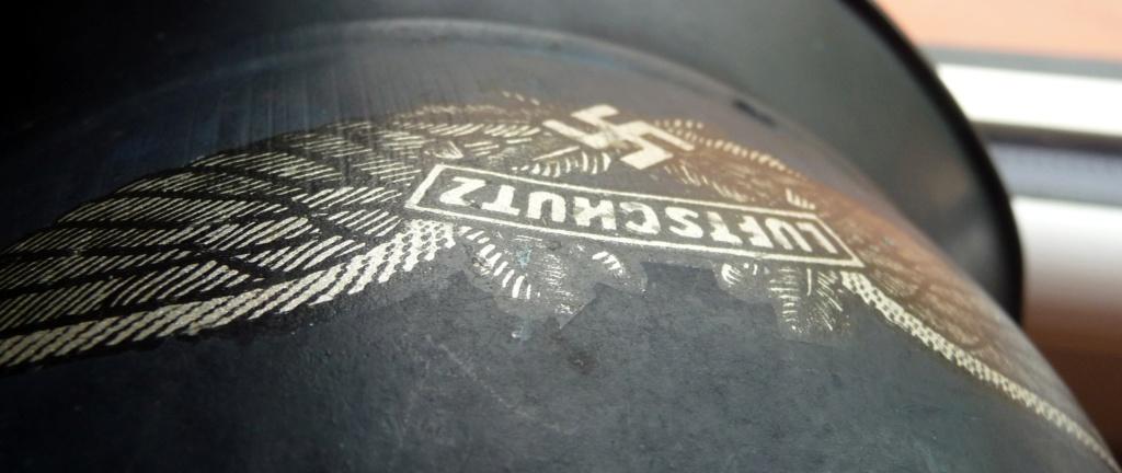 casque de la luftschutz Luft_310