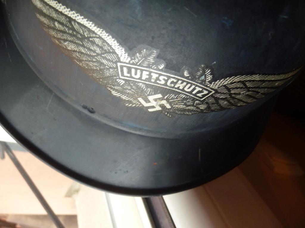 casque de la luftschutz Luft_410