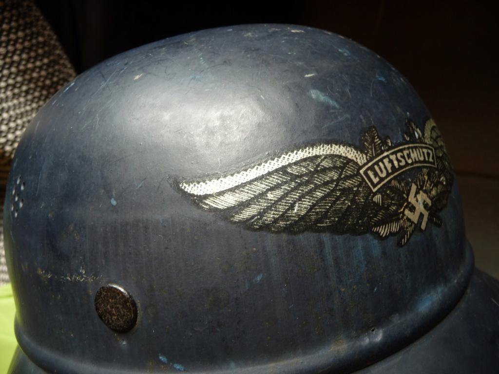 casque de la luftschutz Luft_610