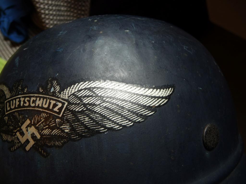casque de la luftschutz Luft_710