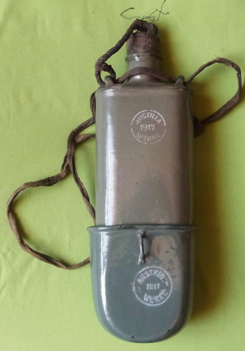 Bidon autrichien de la Grande Guerre P1180754
