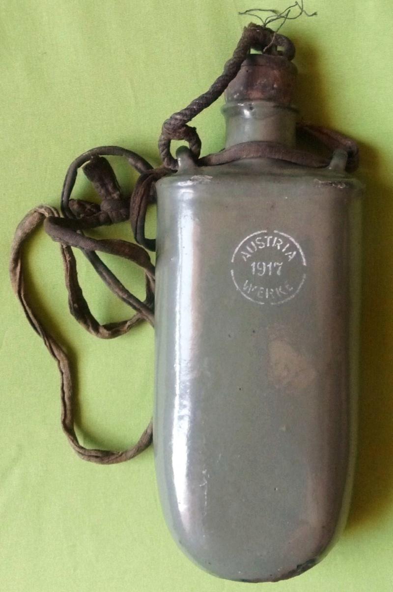 Bidon autrichien de la Grande Guerre P1180755
