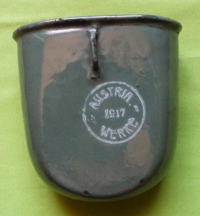 Bidon autrichien de la Grande Guerre P1180756