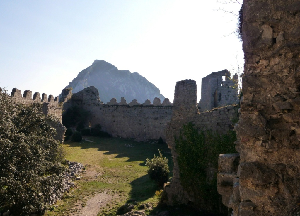 Balade en pays Cathare Puylau14