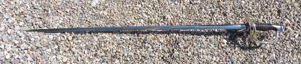 sabre infanterie fantaisie mle 1882 Sab810