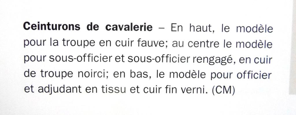 Ceinturons de cavalerie Turon_10