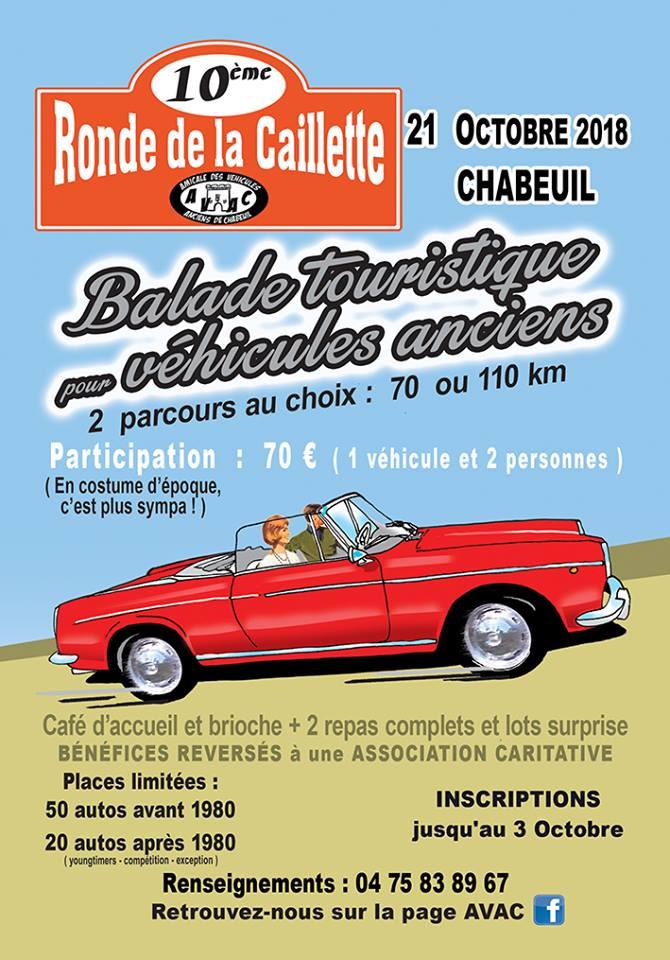 [26] 21/10/2018 - 10ème Ronde de la Caillette - Chabeuil 40914310